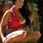 hot country girl lingerie