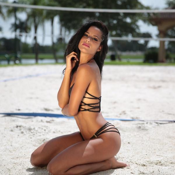 Katya Elise Henry swimsuit
