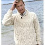 Essential Winter Gear – Cable Knit Fisherman's Sweater