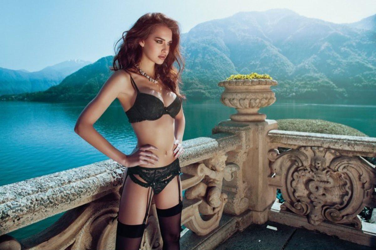 Iris Kavka - Russian model
