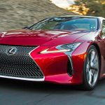 Lexus LC-500 – When a Fantasy Concept Makes it into Production