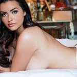 Abigail Ratchford – As Naked As She Gets