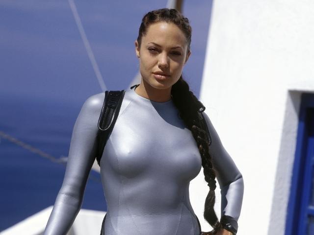 Angelina Jolie - Lara Croft - TombRaider