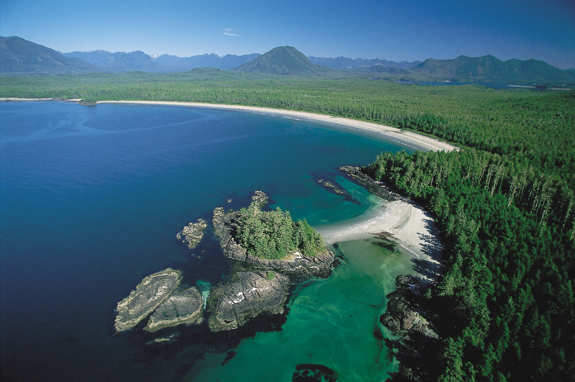 Tofino - Clayoquot Wilderness Resort