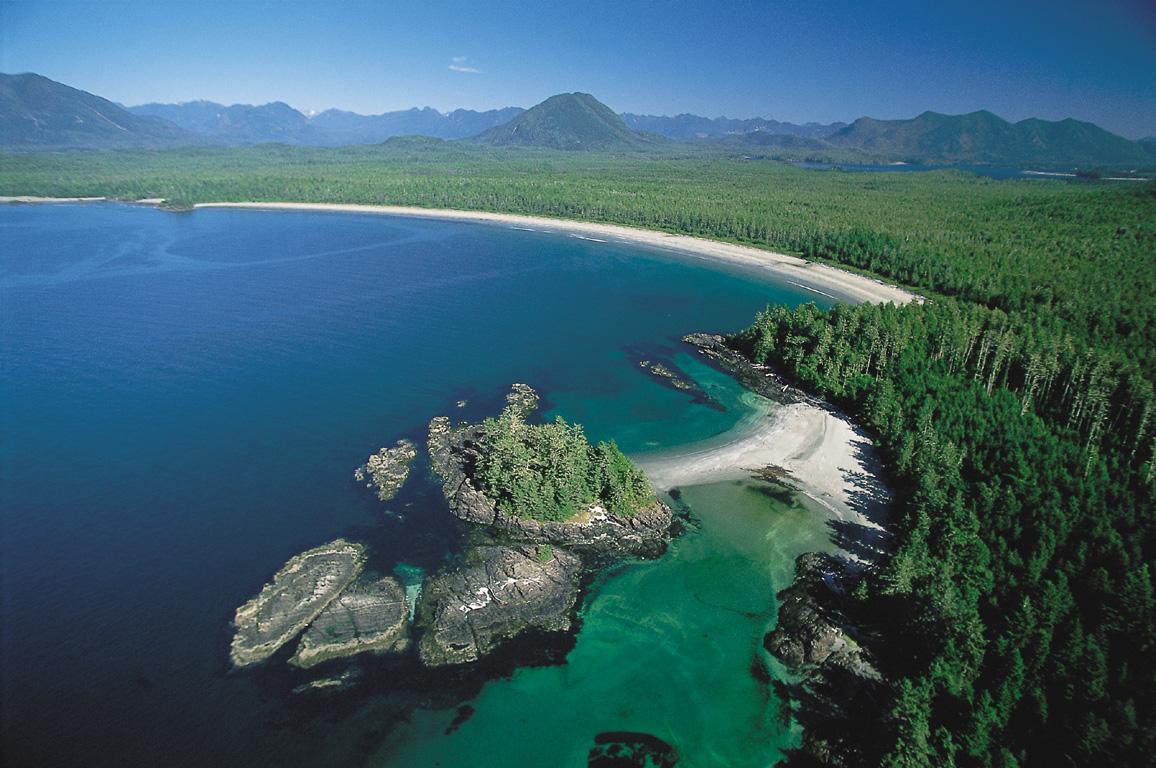 Tofino - Clayoquot Wilderness Resort