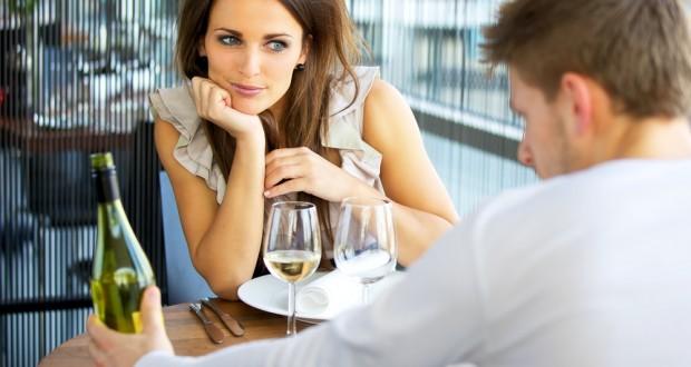 First Date flirt