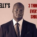 NFL's Reggie Kelly Tells Us Three Things Every Man Should Know
