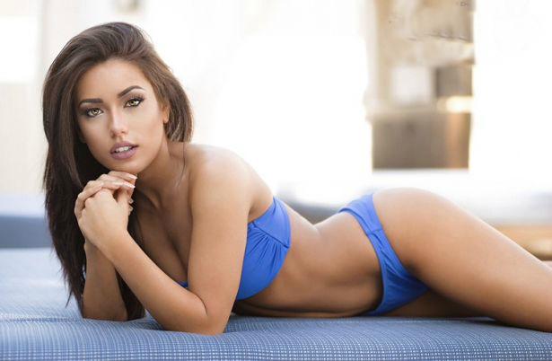 Alicia Sollazzo model