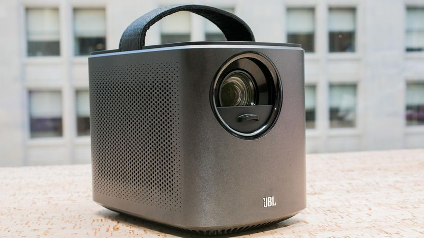 JBL Nebula Portable Cinema