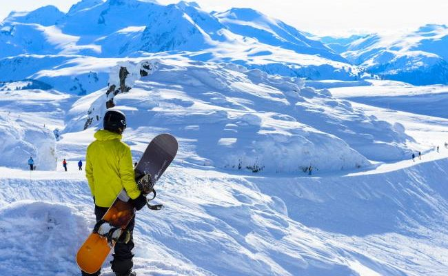 Ski Guide – Slopes, Powder and Bunnies