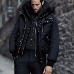 Down Filled Urban Coats for the Man About Town