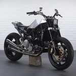 Anvil Warthog Ducati Motorcycle – Monster Minimalism