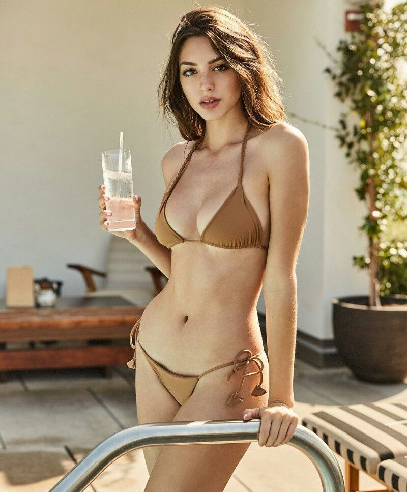 Celine Farach hot
