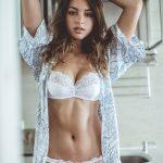 Celine Farach lingerie