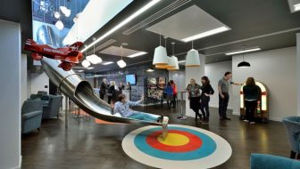 Far From Ordinary – Cool Office Spaces