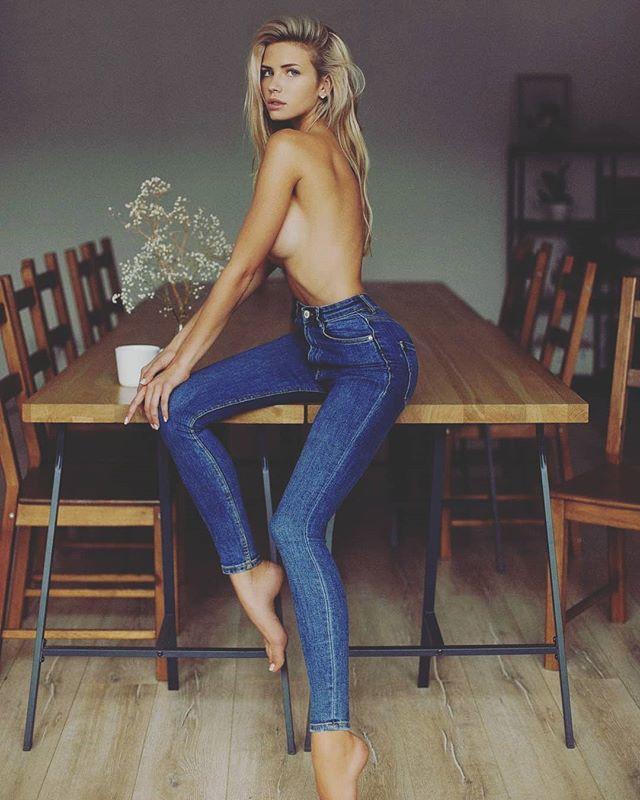 Nata Lee - topless