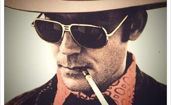 The UNinterview – Hunter S. Thompson