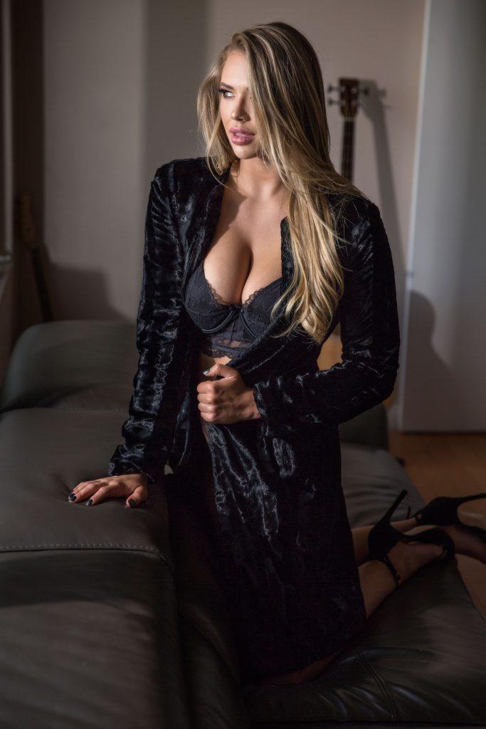 Antje Utgaard dress