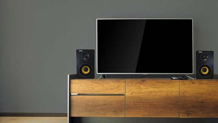 Self-Powered Bookshelf Speakers – Best of the Best